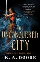 Cover image for Unconquered City