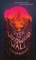 Cover image for Over the woodward wall