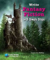 Cover image for Write fantasy fiction in 5 simple steps