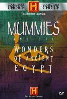 Cover image for Mummies and the wonders of ancient Egypt