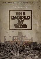 Cover image for The world at war