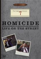 Cover image for Homicide, life on the street The complete season 7