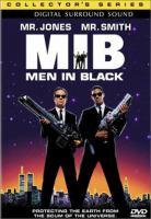 Cover image for MIB Men in black
