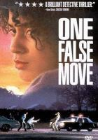 Cover image for One false move