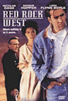 Cover image for Red Rock west