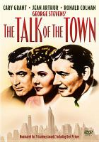 Cover image for The talk of the town