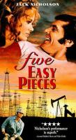 Cover image for Five easy pieces