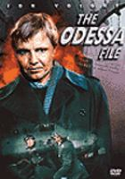 Cover image for The Odessa file