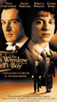 Cover image for The Winslow boy