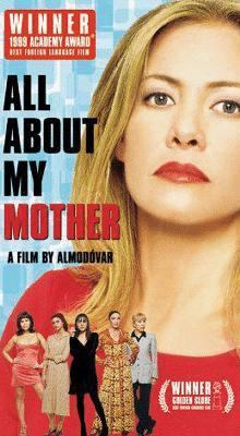 Cover image for All about my mother