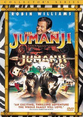 Cover image for Jumanji