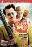 Cover image for Sweet and lowdown