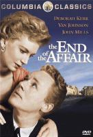 Cover image for The end of the affair