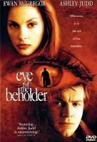 Cover image for Eye of the beholder