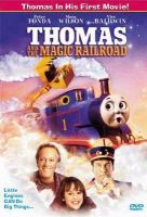 Cover image for Thomas and the magic railroad