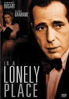 Cover image for In a lonely place