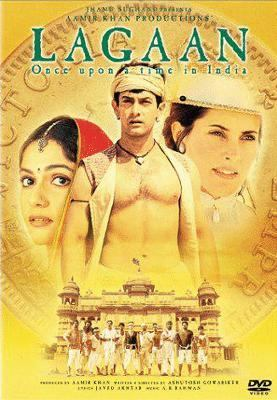 Cover image for Lagaan Lagana : once upon a time in India