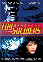 Cover image for Toy soldiers