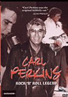 Cover image for Carl Perkins rock 'n' roll legend