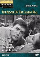 Cover image for Ten blocks on the Camino Real