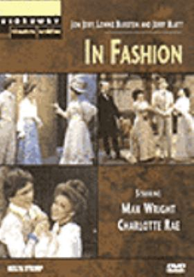 Cover image for In fashion
