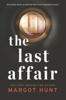 Cover image for The last affair