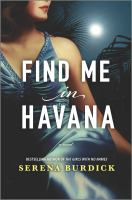Cover image for Find me in Havana