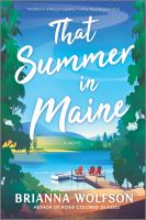 Cover image for That summer in Maine