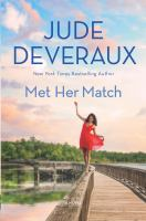 Cover image for Met her match