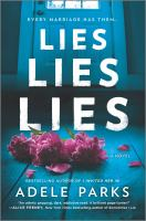 Cover image for Lies, lies, lies