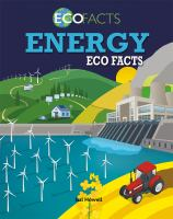 Cover image for Energy eco facts