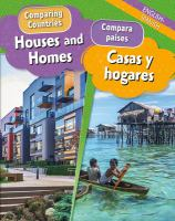 Cover image for Houses and homes = Casas y hogares