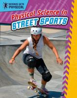 Cover image for Physical science in street sports