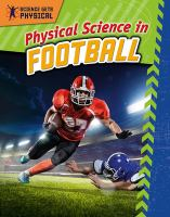 Cover image for Physical science in football
