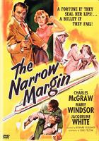 Cover image for The narrow margin