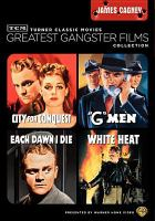 Cover image for Turner Classic Movies greatest gangster films collection. James Cagney