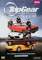 Cover image for Top gear The complete 1st season
