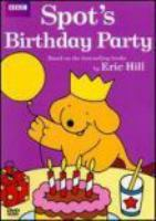 Cover image for Spot's birthday party