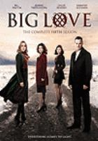 Cover image for Big love the complete fifth season