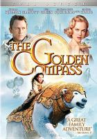 Cover image for The golden compass