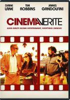 Cover image for Cinema verite