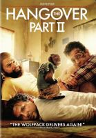Cover image for The hangover. Part II