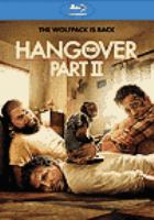 Cover image for The hangover Blu-Ray : Part 2.