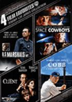Cover image for 4 film favorites Tommy Lee Jones collection.