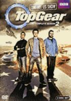 Cover image for Top gear The complete 2nd season