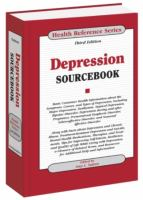 Imagen de portada para Depression sourcebook basic consumer health information about the symptoms, causes, and types of depression, including major depression, dysthymia, atypical depression, bipolar disorder, depression during and after pregnancy, premenstrual dysphoric disorder, schizoaffective disorder, and seasonal affective disorder; along with facts about depression and chronic illness, treatment-resistant depression and suicide, mental health medications, therapies, and treatments, tips for improving self-esteem, resilience, and quality of life while living with depression ...