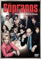 Cover image for The Sopranos the complete fourth season