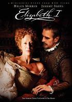 Cover image for Elizabeth I