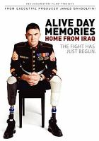 Cover image for Alive day memories home from Iraq