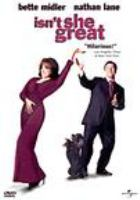 Cover image for Isn't she great